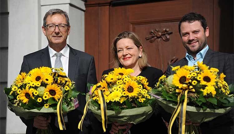 gewählte Josef Dittli Heidi Zgraggen Simon Stadler